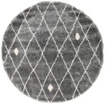 Shaggy Zanjan - Grijs / Off-Wit tapijt CVD19391
