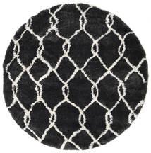Shaggy Taza - Dark Grey / Off-White rug CVD19377