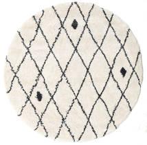 Alfombra Shaggy Zanjan - Off-Blanco / Oscuro Gris CVD19585