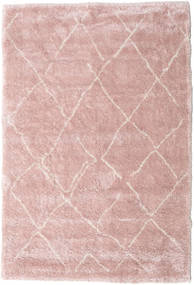 Shaggy Agadir - Soft Rose / Off-White carpet CVD19575