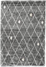 Shaggy Zanjan - Grijs / Off-Wit tapijt CVD19385
