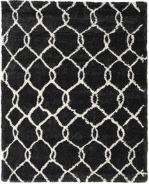 Shaggy Taza - Dark Grey/Off-White Rug 240X300 Modern Black ( Turkey)