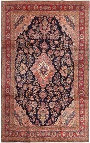 Hamadan Shahrbaf Rug 220X345 Authentic  Oriental Handknotted Brown/Dark Red (Wool, Persia/Iran)