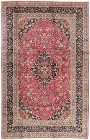 Keshan Matta 195X300 Äkta Orientalisk Handknuten Brun/Mörkbrun (Ull, Persien/Iran)