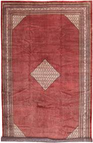 Sarouk Mir Rug 315X520 Authentic  Oriental Handknotted Brown/Rust Red Large (Wool, Persia/Iran)