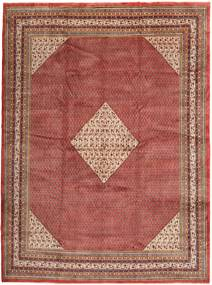 Sarouk Mir Rug 302X402 Authentic  Oriental Handknotted Brown/Rust Red Large (Wool, Persia/Iran)