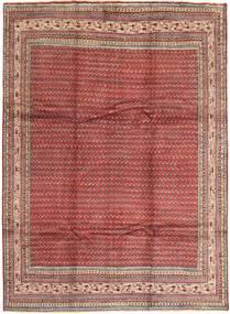 Sarough Mir Tæppe 237X317 Ægte Orientalsk Håndknyttet Brun/Lyserød (Uld, Persien/Iran)