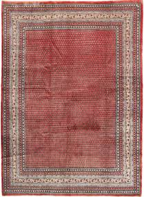 Sarouk Mir Rug 259X346 Authentic  Oriental Handknotted Brown/Light Brown Large (Wool, Persia/Iran)
