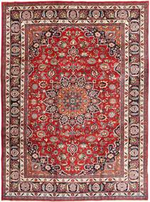 Mashad Rug 250X330 Authentic  Oriental Handknotted Dark Red/Dark Brown Large (Wool, Persia/Iran)