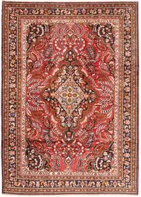 Lillian Tappeto 220X306 Orientale Fatto A Mano Ruggine/Rosso/Marrone (Lana, Persia/Iran)
