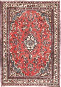 Hamadan Shahrbaf Patina Rug 264X378 Authentic  Oriental Handknotted Light Pink/Dark Red Large (Wool, Persia/Iran)