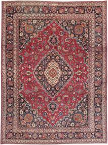 Mashad Patina Rug 267X357 Authentic Oriental Handknotted Dark Red/Dark Blue Large (Wool, Persia/Iran)