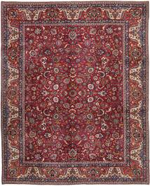 Mashad Patina Rug 305X381 Authentic  Oriental Handknotted Dark Red/Light Brown Large (Wool, Persia/Iran)