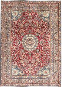 Kerman Patina Rug 248X344 Authentic  Oriental Handknotted Beige/Light Grey (Wool, Persia/Iran)