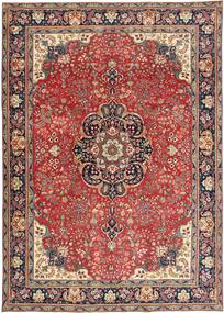 Tabriz Patina Rug 238X337 Authentic  Oriental Handknotted Dark Red/Dark Blue (Wool, Persia/Iran)