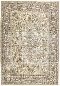 Colored Vintage Tapis 242X340 Moderne Fait Main Marron Clair/Beige (Laine, Perse/Iran)