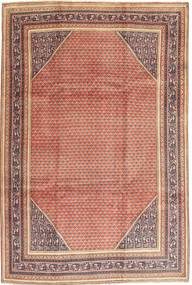 Sarough Mir Alfombra 210X317 Oriental Hecha A Mano Marrón Claro/Beige Oscuro (Lana, Persia/Irán)