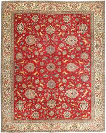 Tabriz Patina Rug 295X365 Authentic  Oriental Handknotted Rust Red/Brown Large (Wool, Persia/Iran)