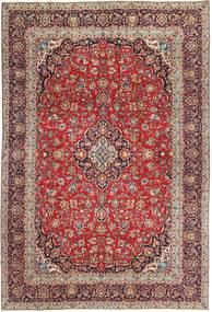 Keshan Patina Rug 280X410 Authentic  Oriental Handknotted Dark Red/Light Brown Large (Wool, Persia/Iran)