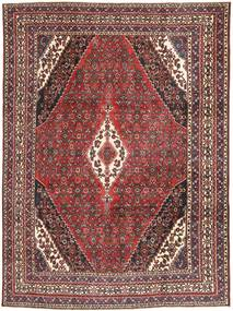 Hamadan Shahrbaf Patina Rug 260X355 Authentic  Oriental Handknotted Dark Red/Dark Brown Large (Wool, Persia/Iran)