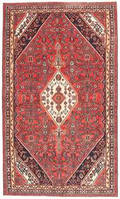 Hamadan Shahrbaf Patina Rug 148X252 Authentic  Oriental Handknotted Brown/Purple (Wool, Persia/Iran)