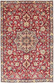 Najafabad Patina Rug 189X290 Authentic  Oriental Handknotted Beige/Dark Brown (Wool, Persia/Iran)