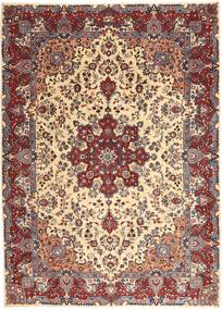 Kashmar Patina Rug 250X340 Authentic  Oriental Handknotted Light Brown/Brown Large (Wool, Persia/Iran)
