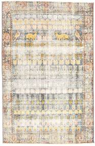 Senneh Patina Rug 127X205 Authentic Oriental Handknotted Beige/Light Grey (Wool, Persia/Iran)