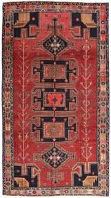 Kurdi Vloerkleed 173X303 Echt Oosters Handgeknoopt Donkerrood/Bruin (Wol, Perzië/Iran)