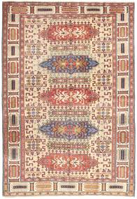 Ardebil Patina Rug 138X200 Authentic  Oriental Handknotted Light Brown/Light Pink (Wool, Persia/Iran)