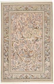Tappeto Isfahan ordito in seta AXVZZZL332