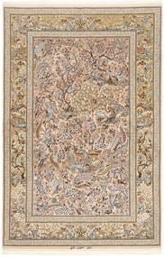 Tappeto Isfahan ordito in seta AXVZZZL331