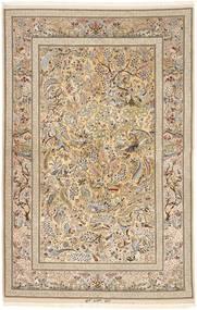 Tappeto Isfahan ordito in seta AXVZZZL330