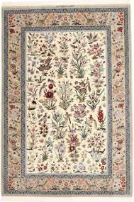 Alfombra Isfahan urdimbre de seda AXVZZZL326