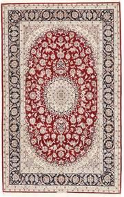 Isfahan silkerenning teppe AXVZZZL324