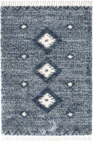 Izar - Blå Mix tæppe RVD19762