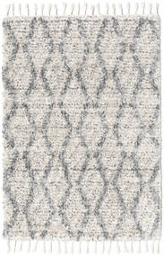 Heka - Cream Mix/Grey Rug 120X170 Modern Light Grey/White/Creme ( Turkey)