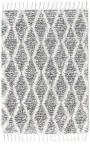 Heka - Grey Mix/Cream Rug 120X170 Modern Light Grey/Dark Grey/Beige ( Turkey)