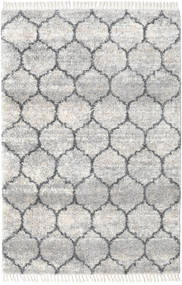 Meissa - Grey-Beige Mix/Dk.grey Rug 200X300 Modern Light Grey/Beige ( Turkey)
