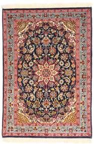 Isfahan zijden pool tapijt AXVZZZL302