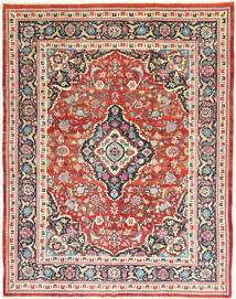 Arak Rug 235X296 Authentic  Oriental Handknotted Beige/Light Grey (Wool, Persia/Iran)