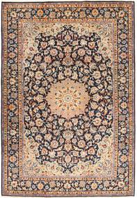 Najafabad Tapete 247X354 Oriental Feito A Mão Castanho Claro/Roxo (Lã, Pérsia/Irão)