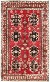 Kurdi Matto 164X268 Itämainen Käsinsolmittu Tummanpunainen/Punainen (Villa, Persia/Iran)