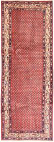 Sarough Mir Matto 110X315 Itämainen Käsinsolmittu Käytävämatto Ruoste/Beige (Villa, Persia/Iran)