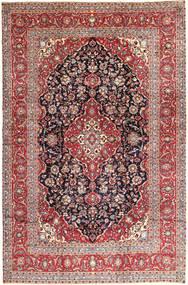 Keshan Matto 247X370 Itämainen Käsinsolmittu Tummanpunainen/Ruskea (Villa, Persia/Iran)