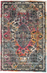 Toliman Rug 200X300 Modern Dark Grey/Light Brown ( Turkey)