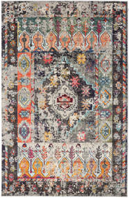 Cassiopeia - Vintage Rug 200X300 Modern Light Grey/Black ( Turkey)