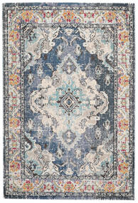 Leia - Blue Rug 160X230 Modern Light Grey/Light Blue ( Turkey)
