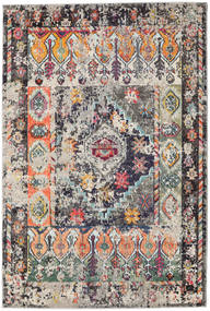 Cassiopeia - Vintage Rug 160X230 Modern Light Grey/Dark Beige ( Turkey)
