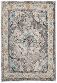 Leia - Grey Rug 200X300 Modern Light Grey/Dark Grey ( Turkey)